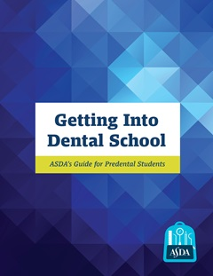 Getting Into Dental School Cover
